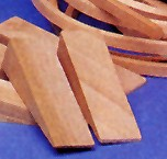 Caning Wedges