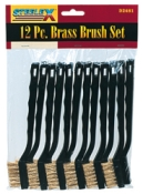Brass Brushes