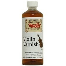 Violin Varnish