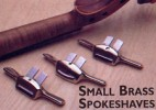 Brass Spokeshaves