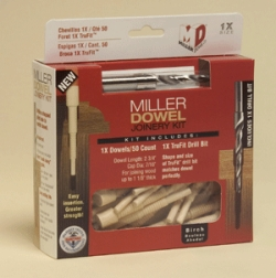 Miller Dowel Kit