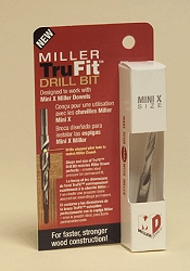 Miller Dowel Bit