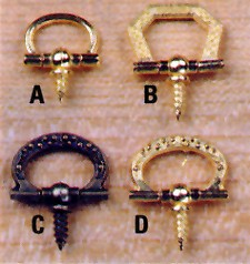 Decorative Pulls