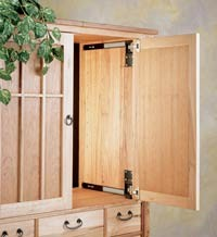 Ordinaire Flipper Door